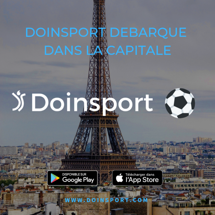 Doinsport débarque à Paris v2