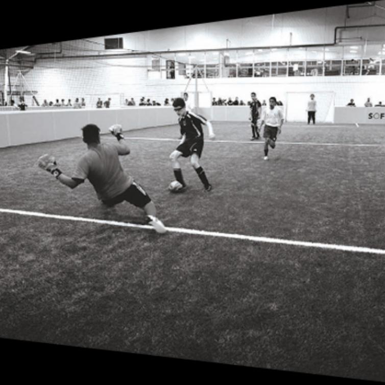 foot en salle paris