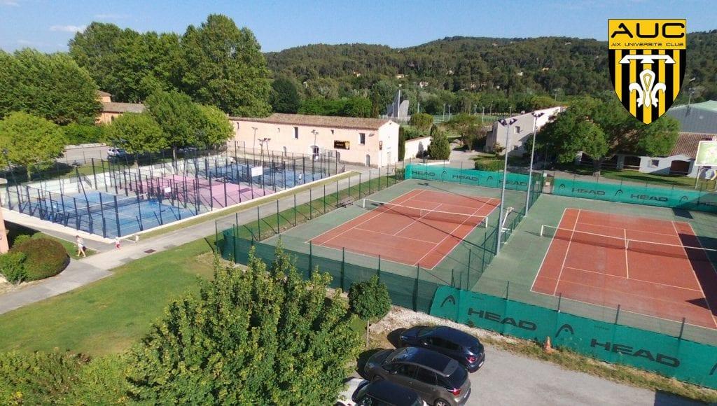 AUC Tennis padel doinsport