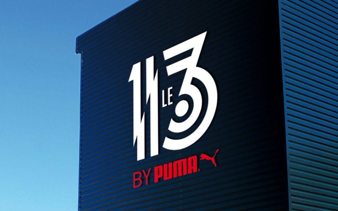 Foot : le 13 By Puma vibre pour Doinsport