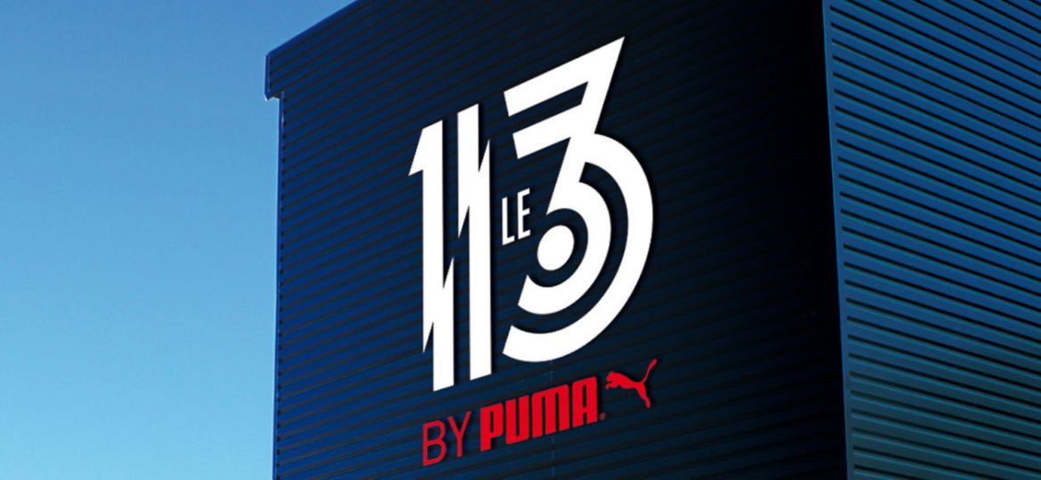 doinsport le 13 by puma foot salle