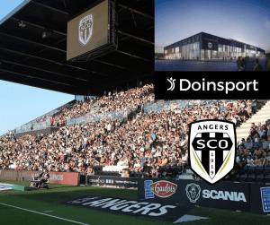 Doinsport devient partenaire digitale du SCO Angers