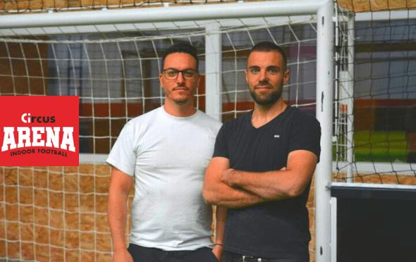 Développer application foot en salle