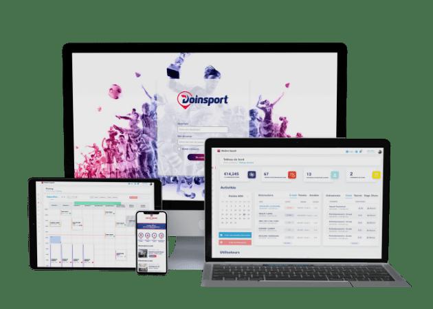Doinsport- logiciel - MATÉRIEL
